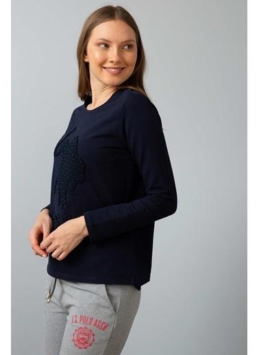 U.S.Polo Assn. Sweatshirt Lacivert